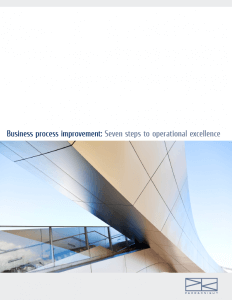 Download > Business Process Improvement
