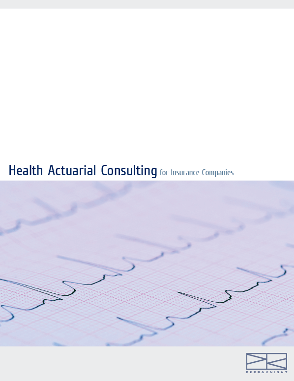 Accident health product development consulting health for Product development consulting