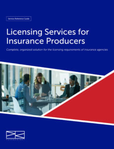 Download > Licensing Services for Insurance Producers